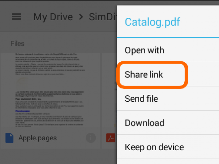 How to use Google Drive to store your documents
